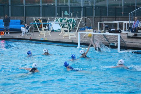Photo Gallery: Girls Water Polo Match October 27