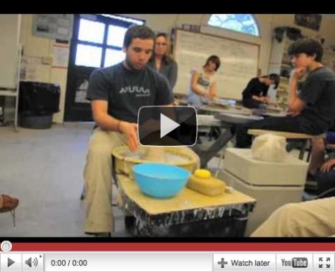 Videos: Ceramics with Kevin Templeton