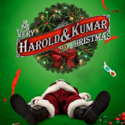 """A Very Harold and Kumar 3D Christmas"" brings exactly what you expect, in a good way"