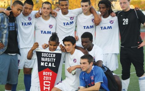 Tam soccer brings together cultures and students