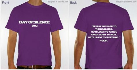 Gay Straight Alliance plans Day of Silence for May 4th