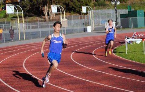 Gallery: Track runs twilight relays