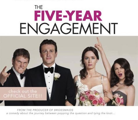"Overlong ""The Five-Year Engagement"" still has fun despite runtime"
