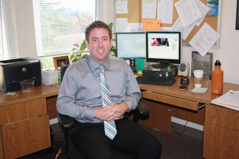 Tam Begins a New Chapter with New Assistant Principal