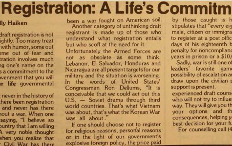 From The Archives: War in the 1980s