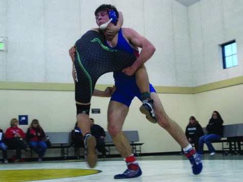 Wrestling Team on the Rise