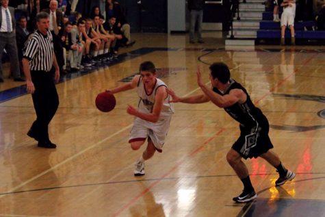 Boys' Varsity Basketball Heats Up