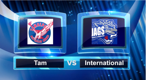 VIDEO: Tam Girls Soccer Vs. International