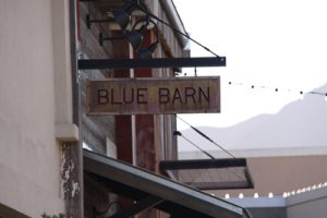 Blue Barn: Scrumptious Fare at a Leisurely Pace