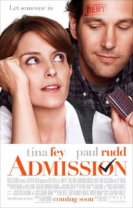 """Tina Fey Shines in """"Admission"""""""