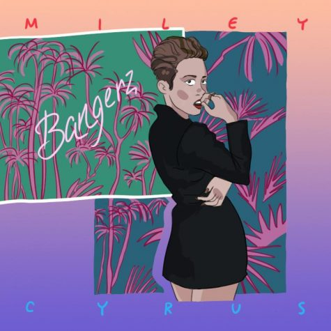 """""""Bangerz"""" Brings Out Miley Cyrus's New Identity"""