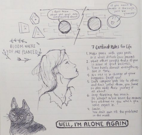 Artists of the Issue: Student Journals