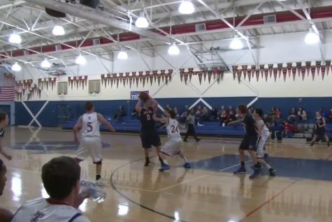 Broadcast: Boys' Varsity Basketball vs Justin Siena