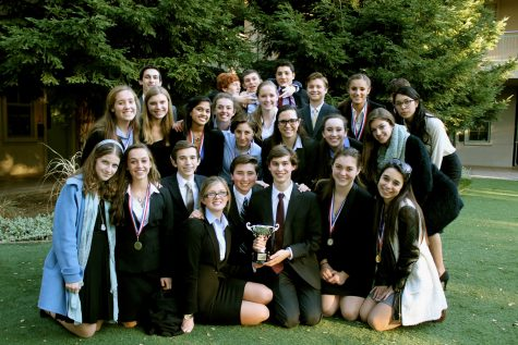 Mock Trial Wins NorCal Tournament