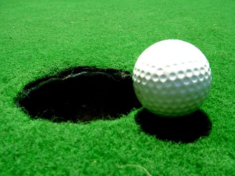 Nygaard Takes Over Boys' Golf