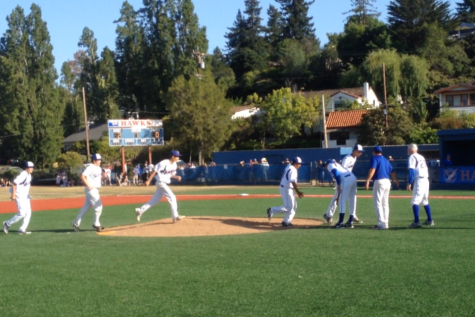 Varsity Baseball Advances to NCS Championship