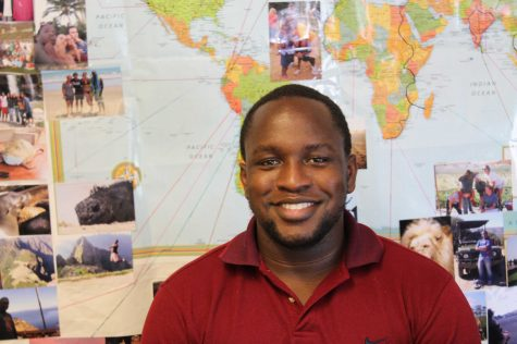 Marcus Jamison: Math Teacher and World Traveler