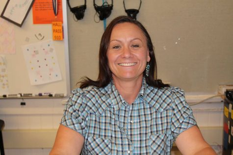 Melissa Newcomb Encourages Student Success