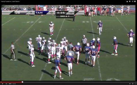 Varsity Football vs. Justin Sienna: Full Broadcast