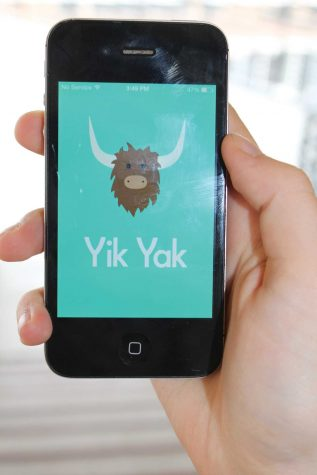 New Social Media App Yik Yak Strikes Campus