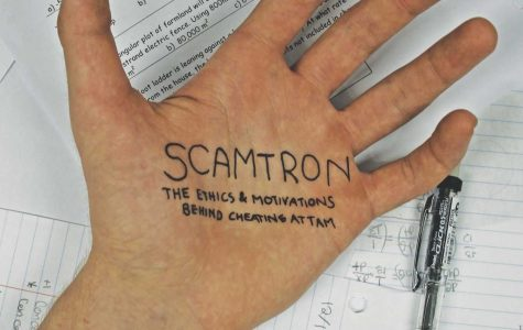 Scamtron: A Look at Ethics and Motivations Behind Cheating at Tam