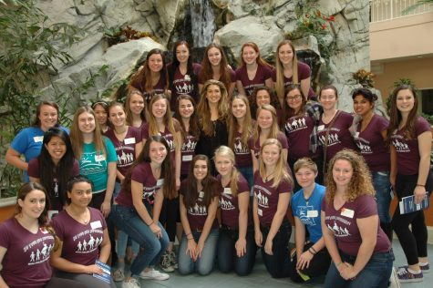 Marin Teen Girl Conference Held in San Rafael