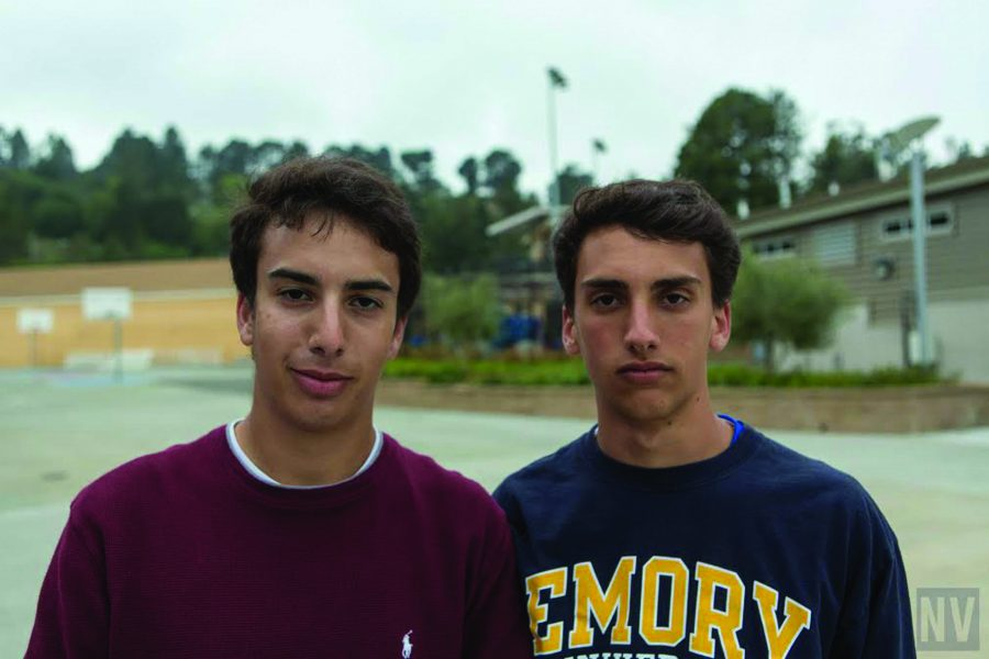 MUGGIN%E2%80%99+IT%3A+Seniors+Reis+Dorit+and+Alex+Finci+are+the+senior+captains+for+the+mens+varsity+tennis+team.+Dorit+and+Finci+are+the+only+seniors+on+the+team+and+have+faith+in+there+team+and+are+ready+to+fulfill+the+roles+needed+for+the+team.++++++++++++++++++++++++++++++++++++++++Photo+by%3A+Nate+Vogel