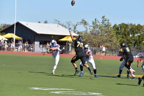 Varsity Football Beats Novato for First Time in 15 Years