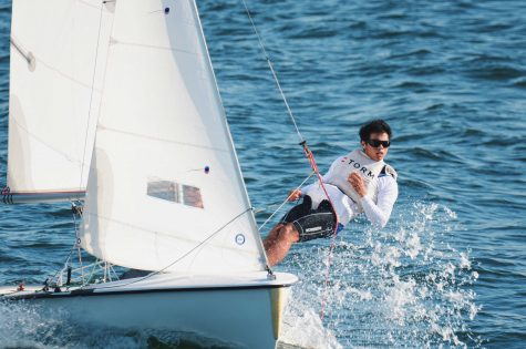 Athlete of the Issue: Noble Reynoso (Olympic Development Team Sailor)