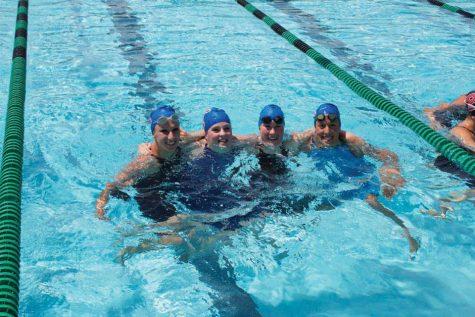 Athlete Q&A with Annie Whalen (Girls' Varsity Swimmer)