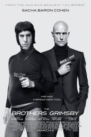 "Sacha Baron Cohen's ""The Brothers Grimsby"""