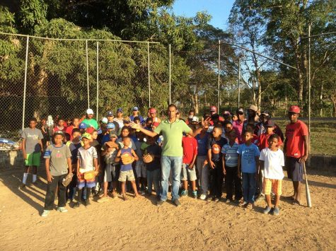 Dominican Republic Baseball Fundraiser