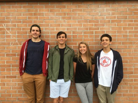 Four Current Sophomores Elected to ASB Positions