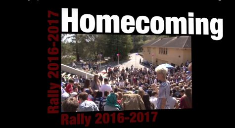 Homecoming Rally 2016-2017