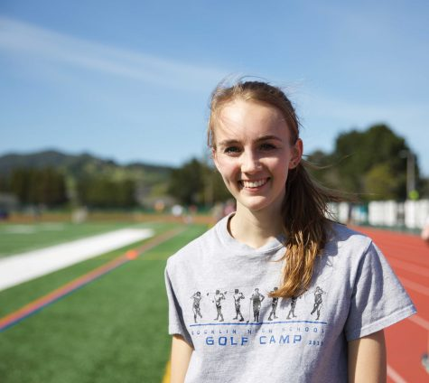 Athlete of the Issue: Isobel Wright