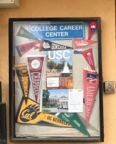 Tam College Counselor Resigns