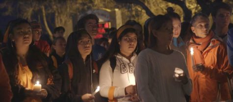 Vigil for Parkland shooting victims held at Tam