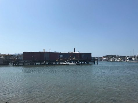 Sausalito Continues Waterfront Cleanup