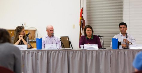 PTSA meeting examines drug culture at Tam