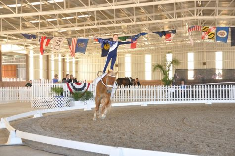 Vaulting Over the Competition
