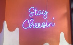 Stay Cheesin'