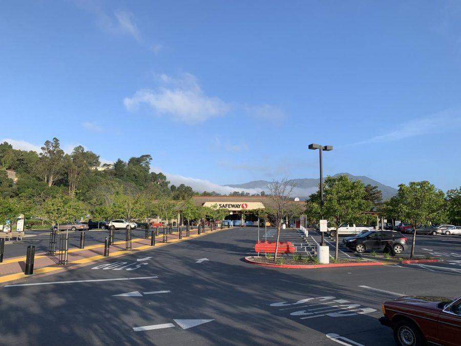 Junior Sebastian Ames banned from Nextdoor over satirical Safeway parking post