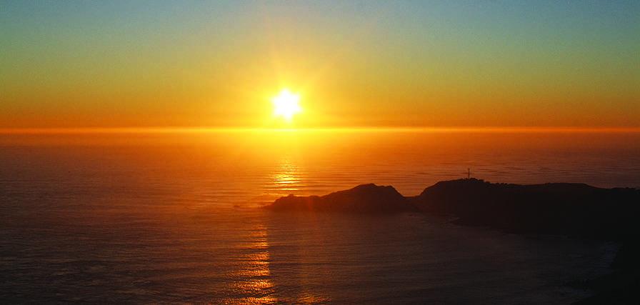 Sunset+at+Marin+Headlands%2C+outside+of+Sausalito