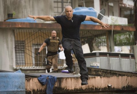 """Fast Five"" lags, but packs a punch in the end"