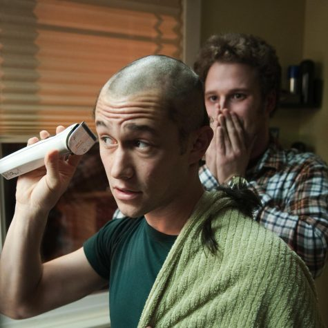 "Dark cancer comedy ""50/50"" balances funny and dramatic elements effectively"