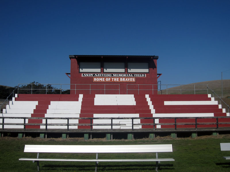 Tomales High: Tam's neighbors to the north