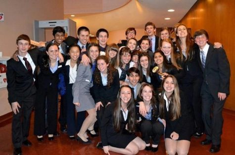 Tam High Mock Trial wins County for 17th year in a row