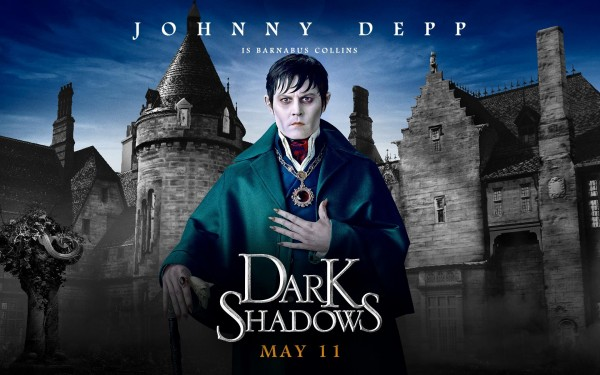 """Nothing can save clunky """"Dark Shadows"""" from its own script"""