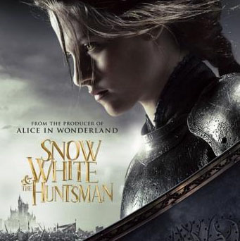 Snow White and the Huntsman is big on visuals but small on everything else