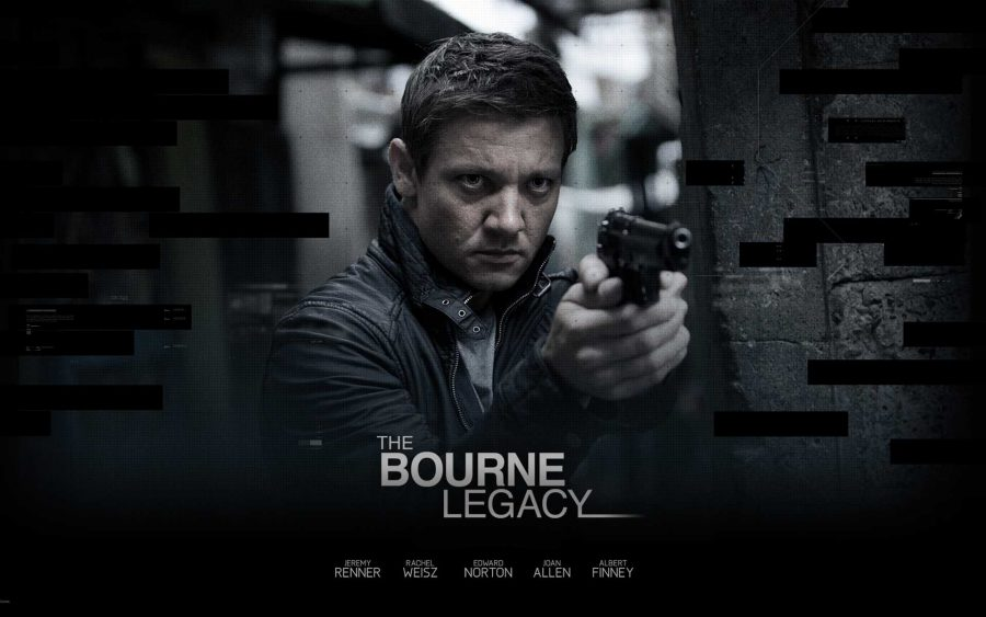 The Bourne Legacy: Jeremy Renner needs his fix